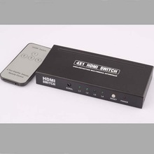 DVI cables 4 input 1 output hdmi switch splitter