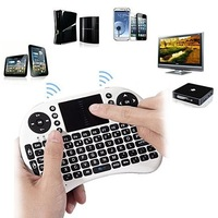 2.4G Mini i8 Wireless Fly Air Mouse Keyboard for Android TV Box