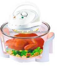 CE/CB/SAA/ETL/GS/RoHS portable electric halogen convection oven