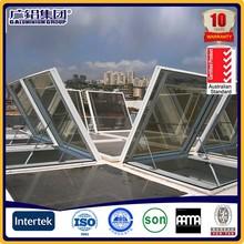 Fashional designed aluminum sun roof