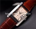 novos impermeável japão quartzo movt relógio de fazer seu próprio relógio design seu próprio relógio