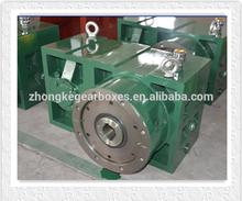 Jiangsu extruder speed variator gearbox gear box