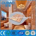 2015 nuovo prodotto in pietra faux composito di plastica costruzione di edifici casa moderna interni artificiale pannelli di pietra prezzi