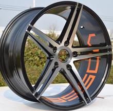 popular new alloy wheels 5x100 4x100 4x114.3 5x114.3 5x120