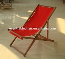 Hot sale folding reclining beach chair