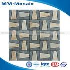 high quality decorative pattern stone mosaic/natural stone beautiful art