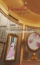 Nature material decoeative home wallpaper / wallpaper artwork / restaurant interior ecoration wallpaper