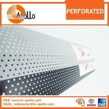 European Aluminum Venetian Blind Slat