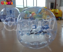 PVC/ TPU colorful body bumper ball/body zorb ball