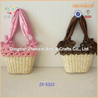 Hot Selling Paper Straw Bag Type Tote For Ladies