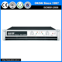 Multifunctional MA-1200 kara ok audio power amplifier module with great price