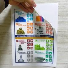factory custom printed a4 size plastic folder file