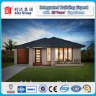 Prefabricated modern light steel structure house, light steel villa