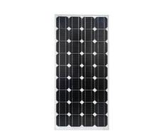Energy saving high power mono solar panel 150 watt with tuv certificate