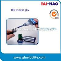 loctit prism super glue 480 adhesive for rubber