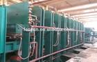 German Design Standard rubber conveyer belt producing machine