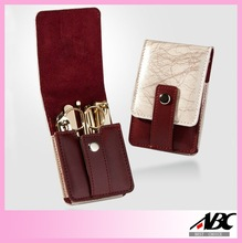 New Design Gold Plated Manicure Set