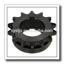 "140R17 Roller Chain Sprocket, Single Strand, Split Taper Design, R Bushing Required, 17 Teeth, #120 ANSI No., 1-3/4"" Pitch"