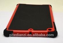 smart PC TPU cover case for ipad mini