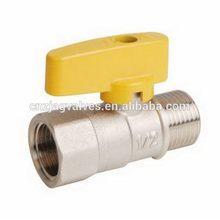 Contemporary classical electric/motorized actuator ball valve