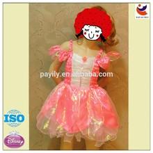 EN71 Spring Flower Fairy Princess Dress with wings