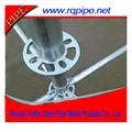 supérieure q235 q345 ringlock échafaudages en acier galvanisé de haute qualité