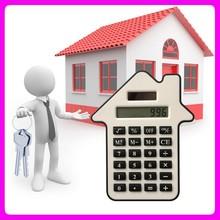 Promotional electronic gift house shape calculator,Room calculator