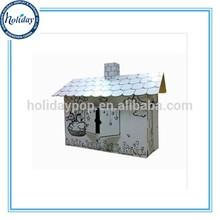 Kids Cardboard Houses For Sale,Kids Mini Houses,Cardboard Kids Houses