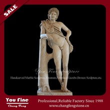 Hot Sale High Quality Life Size Naked Man Statue