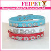 Hot sale fashion design letters dog collar charm china supplier