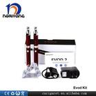 Original kanger e-cigarette kit kanger EMOW mega kit 1600 mah variable voltage evod vv