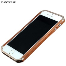 Wooden case for cell phone for iphone6,bamboo cell phone case