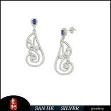 2015 Wholesale Women Diamond Earring Fashion Earring