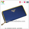 Wholesale and promotional genuine leather euro wallet