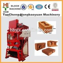 eco brick molding factory Eco Premium 2700 ecological brick machine soil cement