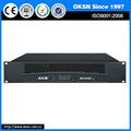 multifuncional xls202 molde privado de audio amplificador de potencia para ventas al por mayor