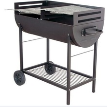 wind shield vertical bbq grill
