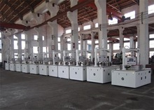 double sides silicon wafer polishing and lapping machine for stock removal and flatness