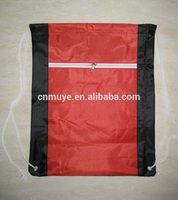 Economic school drawstring bag