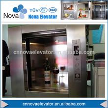 Hydraulic Dumbwaiter Elevator /Small Residential Food Elevator