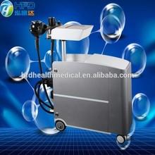 2015Hot Bull King Bipolar Tipolar Hexpolar Radio Frequency RF Cavitation Body Slimming Machine!removal eyes sagging