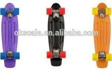 penny board skateboard.fish board penny pastel mint penny skate board color screw