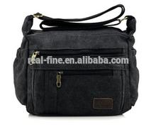 Free shipping hot classic MAN's canvas Shoulder Bag,Men's Vintage Canvas School Military Shoulder Bag ,canvas messenger bag
