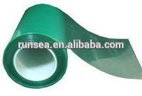 green PET tape jumbo roll