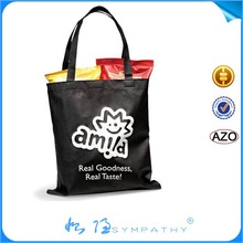 Promotional Cheap Custom PP Non Woven Shopping Tote Bag