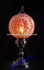 2015 NEW DESIGN GLASS MOSAIC TURKISH LAMPS YMA431