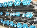 negro de carbono de tubos de acero
