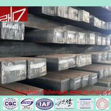 GB,JIS standard best price hot rolled mild steel square bar