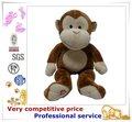 화려한 원숭이 봉제 인형 장난감 동물 고릴라 동물을 박제