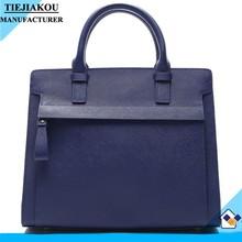 2015 Fashion wholesale leather Womens tote bag ladies handbags